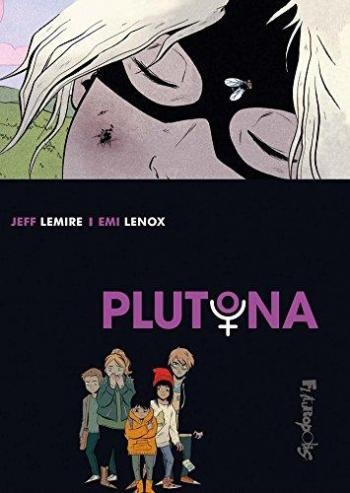 Couverture de l'album Plutona (One-shot)