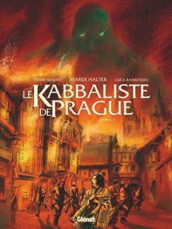 Couverture de l'album Le Kabbaliste de Prague - 2. Golem
