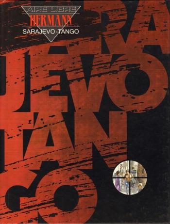 Couverture de l'album Sarajevo-Tango (One-shot)