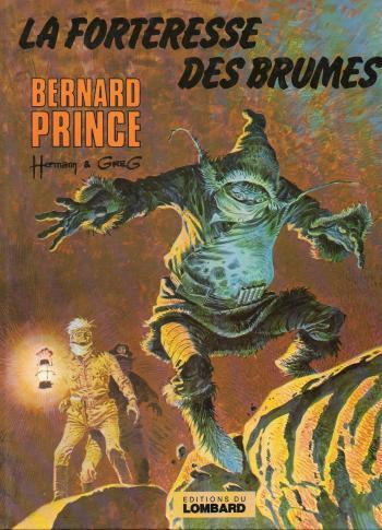Couverture de l'album Bernard Prince - 11. La Forteresse des brumes