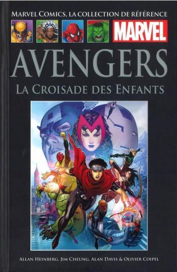 Couverture de l'album Marvel Comics - La Collection de référence - 66. Avengers - La Croisade des Enfants