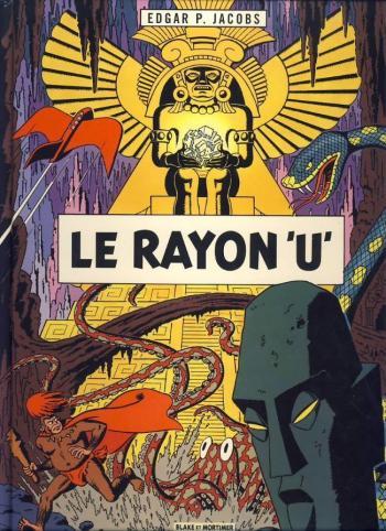 """Couverture de l'album Le Rayon """"U"""" (One-shot)"""