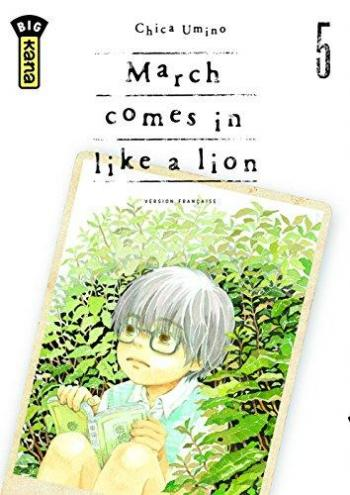 Couverture de l'album March Comes in Like a Lion - 5. Tome 5