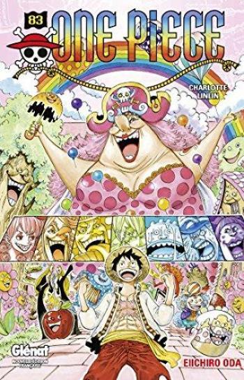 Couverture de l'album One Piece - 83. Charlotte Linlin