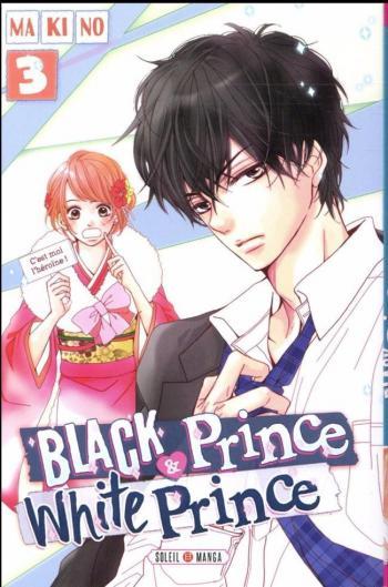 Couverture de l'album Black Prince & White Prince - 3. Tome 3