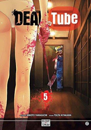 Couverture de l'album Dead Tube - 5. Tome 5