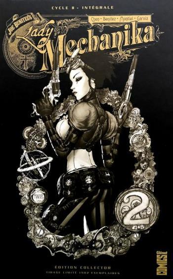 Couverture de l'album Lady Mechanika - INT. Cycle 2