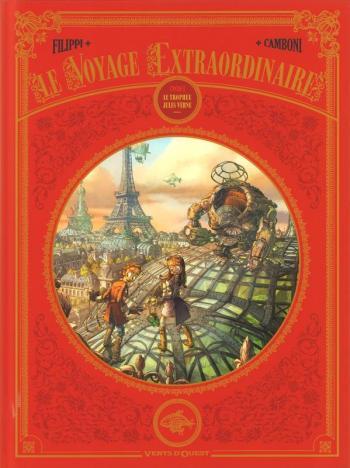 Couverture de l'album Le Voyage extraordinaire - INT. Le voyage extraordinaire