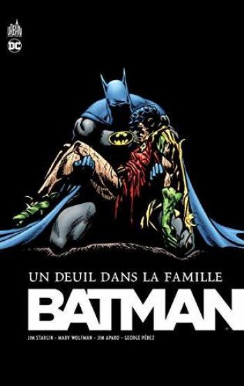 Couverture de l'album Batman - Un deuil dans la famille (One-shot)