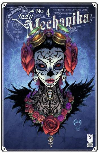 Couverture de l'album Lady Mechanika - 4. La Dama de la Muerte