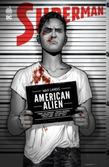 Couverture de l'album Superman - American Alien (One-shot)