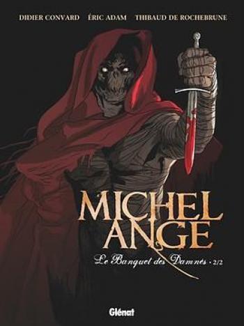 Couverture de l'album Michel Ange - 2. Le banquet des damnés - Tome 2