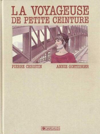 Couverture de l'album La Voyageuse de Petite Ceinture (One-shot)