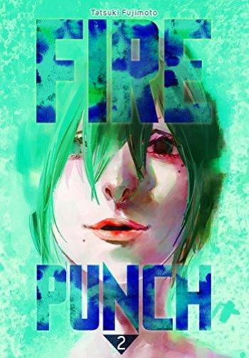 Couverture de l'album Fire Punch - 2. Tome 2