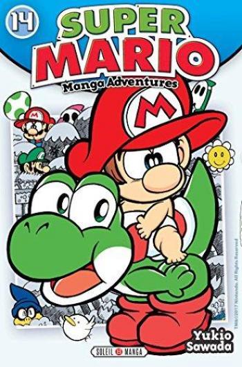 Couverture de l'album Super Mario - Manga Adventures - 14. Tome 14