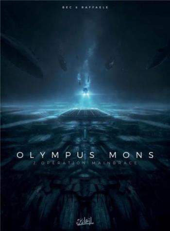 Couverture de l'album Olympus Mons - 2. Opération Mainbrace