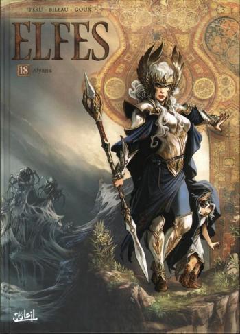 Couverture de l'album Elfes - 18. Alyana