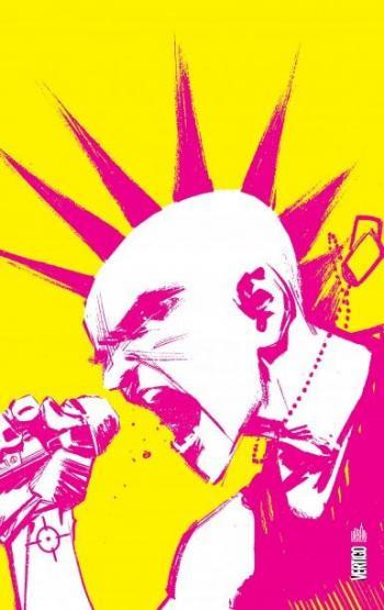 Couverture de l'album Punk Rock Jésus (One-shot)