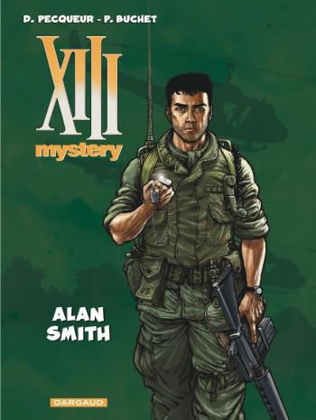 Couverture de l'album XIII Mystery - 12. Alan Smith