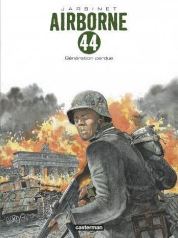 Couverture de l'album Airborne 44 - 7. Generation Perdue