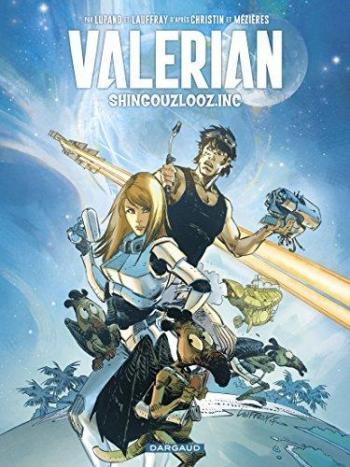 Couverture de l'album Valérian, vu par - 2. Shingouzlooz.Inc
