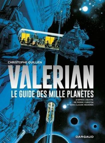 Couverture de l'album Autour de Valérian - HS. Le Guide des mille planètes