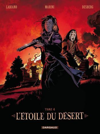 Couverture de l'album L'Étoile du désert - 4. Tome 4