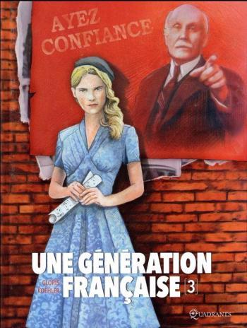 Couverture de l'album Une Génération française - 3. Ayez confiance !