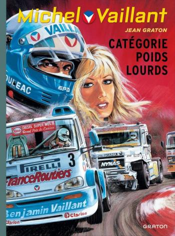 Couverture de l'album Michel Vaillant - 49. Catégorie poids lourds