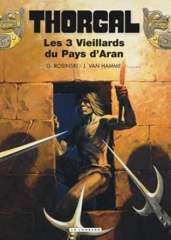 Couverture de l'album Thorgal - 3. Les 3 Vieillards du Pays d'Aran