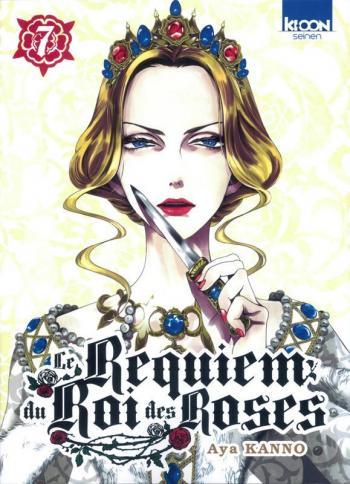 Couverture de l'album Le Requiem du roi des roses - 7. Tome 7