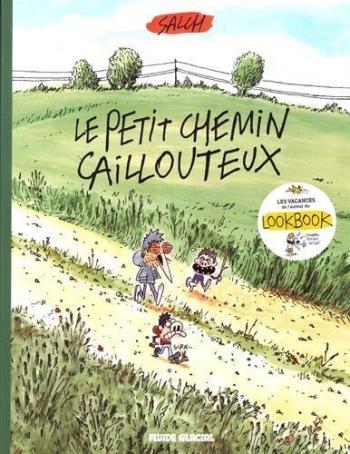Couverture de l'album Le petit chemin caillouteux (One-shot)