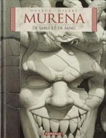 Couverture de l'album Murena - 2. De sable et de sang