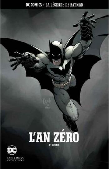 Couverture de l'album DC Comics - La légende de Batman - 1. L'an zéro - 1re partie
