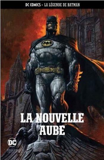 Couverture de l'album DC Comics - La légende de Batman - 55. La nouvelle aube