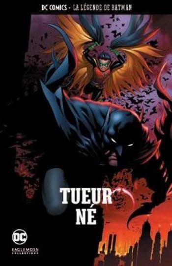 Couverture de l'album DC Comics - La légende de Batman - 60. Tueur né