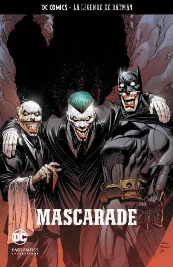 Couverture de l'album DC Comics - La légende de Batman - 77. Mascarade