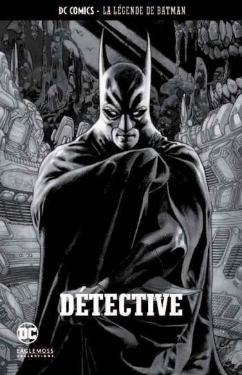 Couverture de l'album DC Comics - La légende de Batman - 41. Détective
