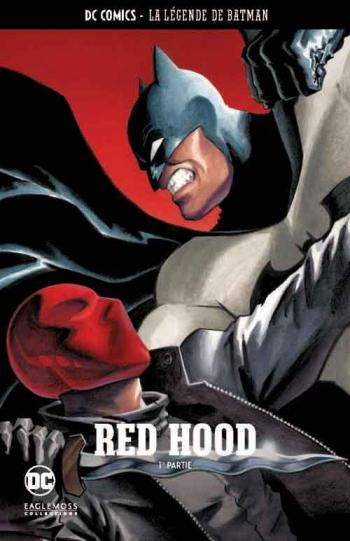 Couverture de l'album DC Comics - La légende de Batman - 38. Red Hood - 1re partie