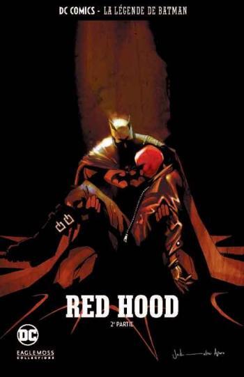 Couverture de l'album DC Comics - La légende de Batman - 39. Red Hood - 2e partie