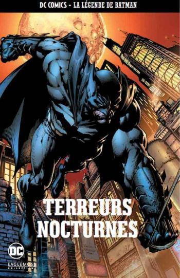 Couverture de l'album DC Comics - La légende de Batman - 62. Terreurs nocturnes