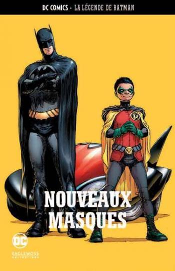 Couverture de l'album DC Comics - La légende de Batman - 48. Nouveaux masques