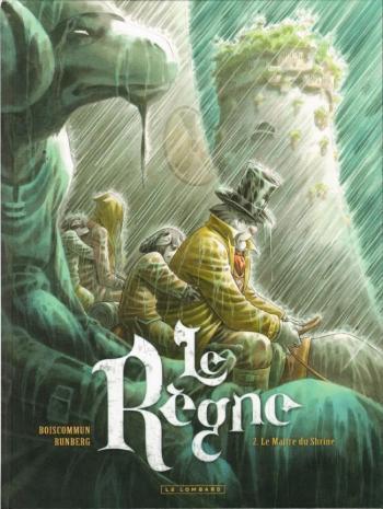 Couverture de l'album Le Règne - 2. Le Maître du Shrine