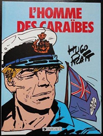 Couverture de l'album Sven l'homme des caraïbes (One-shot)