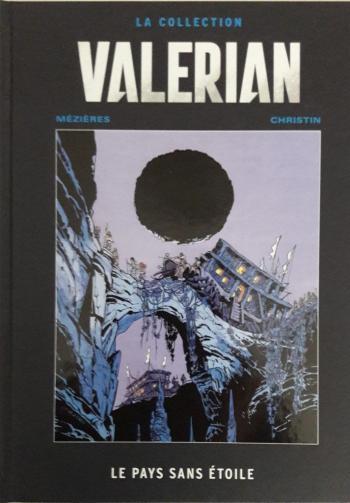 Couverture de l'album Valérian (Hachette) - 3. Le pays sans étoile
