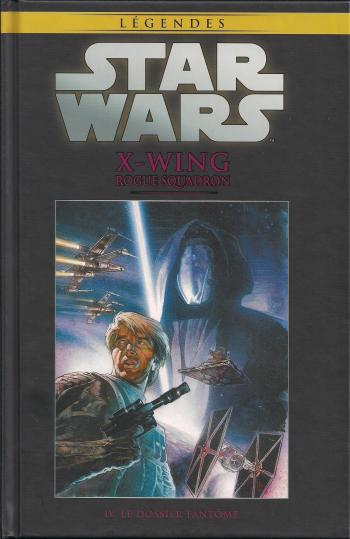 Couverture de l'album Star Wars (Collection Hachette) - 65. X-WING Rogue Squadron - IV Le dossier fantôme