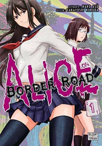 Couverture de l'album Alice on Border Road - 1. Tome 1