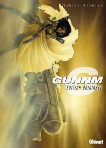Couverture de l'album Gunnm - 6. Tome 6