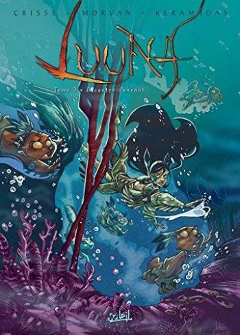 Couverture de l'album Luuna - 9. À contre-courant