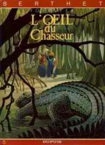 Couverture de l'album L'oeil du chasseur (One-shot)
